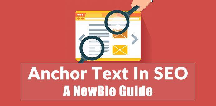 Apa Itu Anchor Text, Dan Fungsinya Apa dalam SEO.