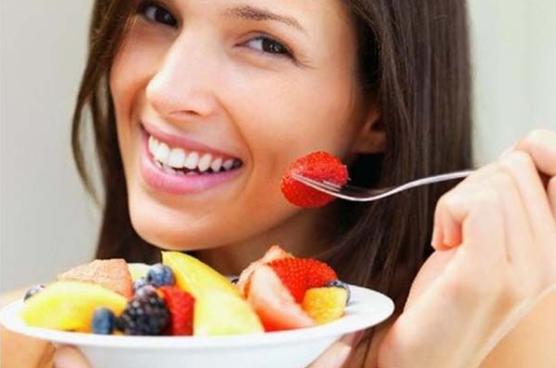 harus makan buah