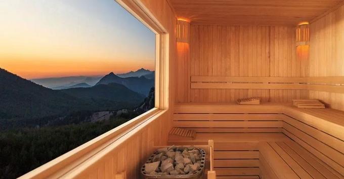 mandi sauna turunkan berat