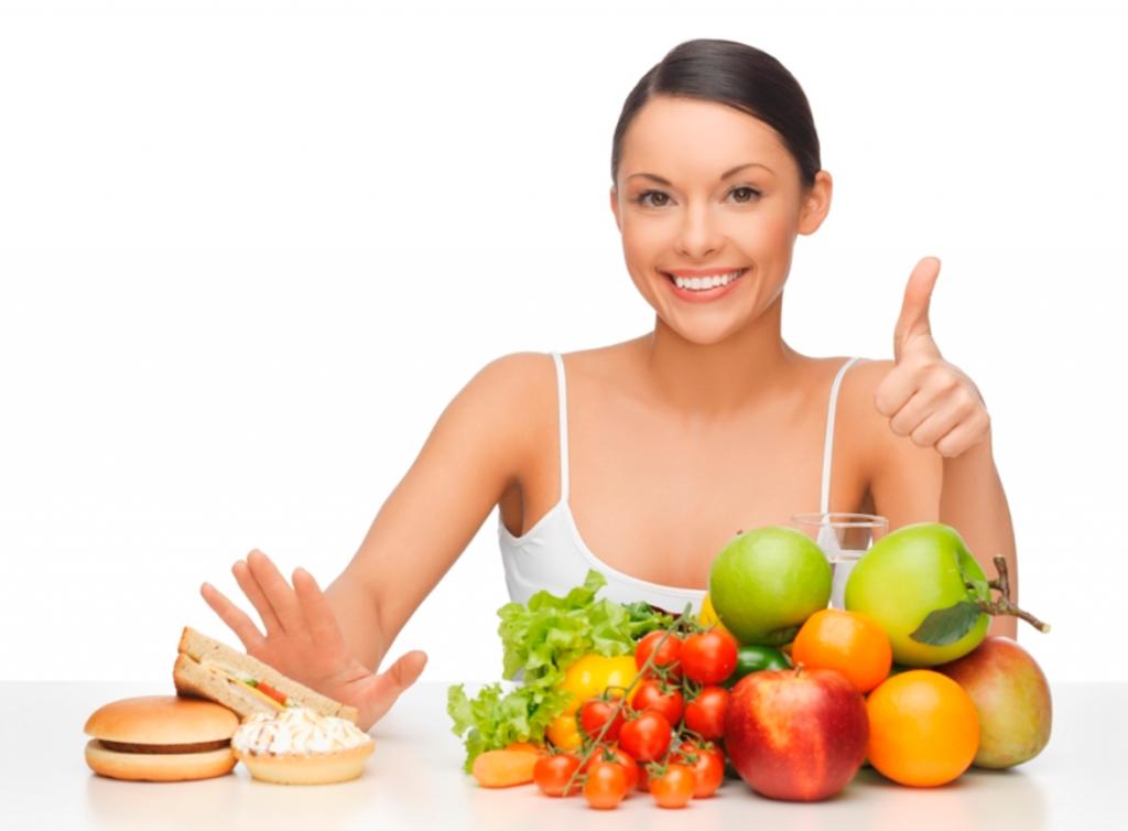 diet sehat menurut who