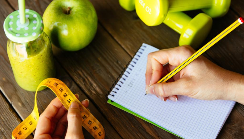 buat rencana diet yang realistis