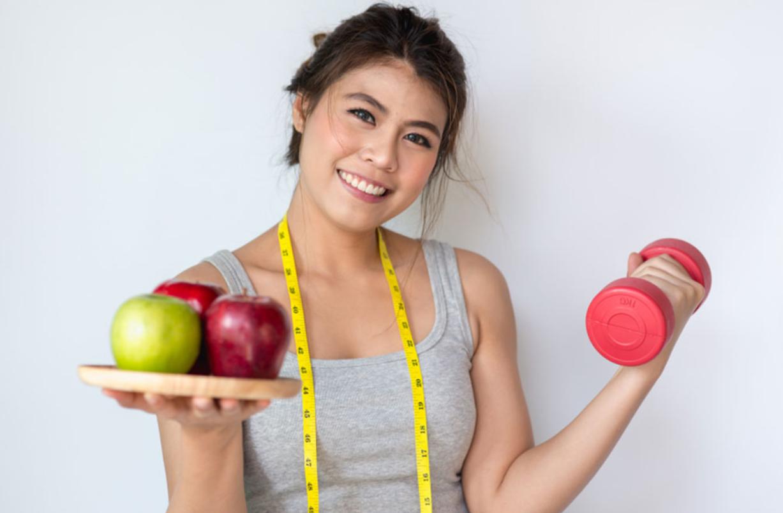 cardio vs mengurangi makan