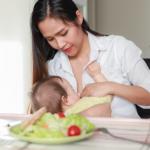 mengatur pola makan selama menyusui