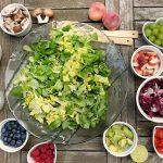 makanan sehat salad sayur
