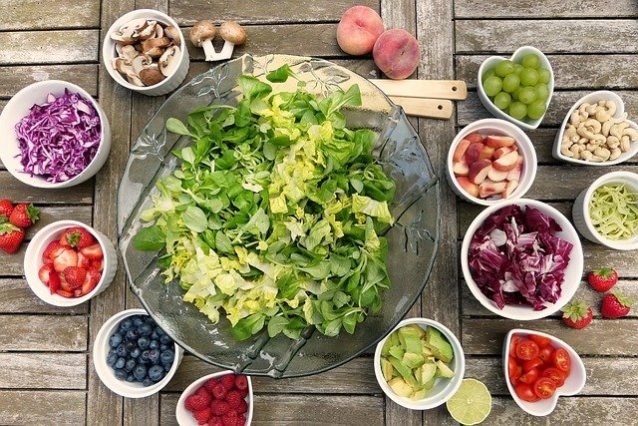 salad menu buka puasa